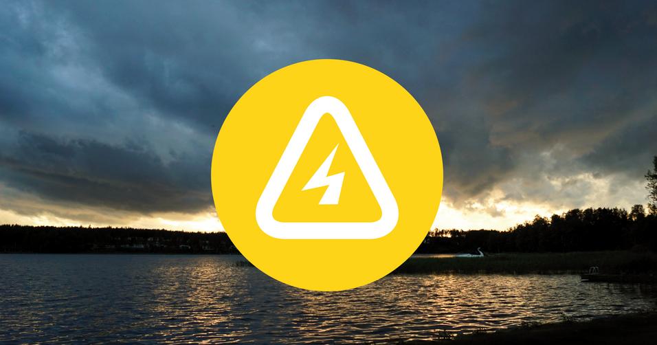 Johtoaluetta Kunnostetaan - Järvi-Suomen Energia